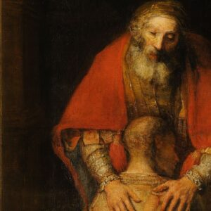 The prodigal son in the tavern rembrandt