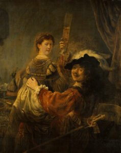 When was rembrandt's painting of prodigal son made