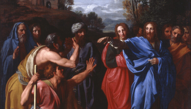 Nicolas_Colombel_-_Christ_Healing_the_Blind
