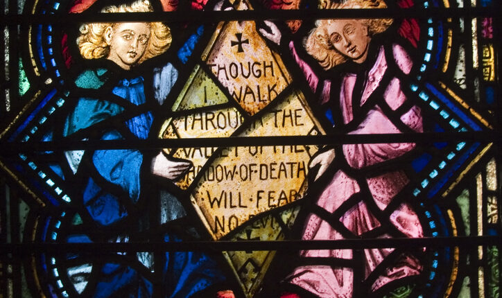 Stained Glass, Psalm