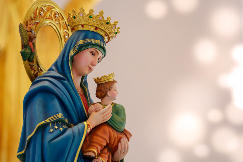 Mary, Our Lady of Perpetual Help - Catholic Digest