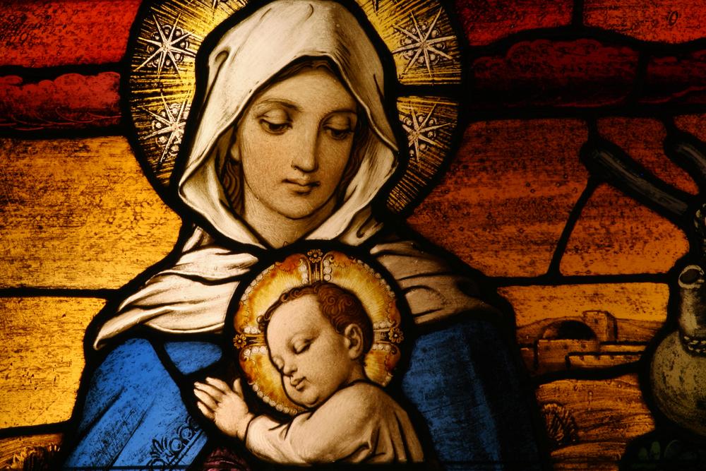 St. Bruno—Jesus, Son of Mary, has no likeness among men …